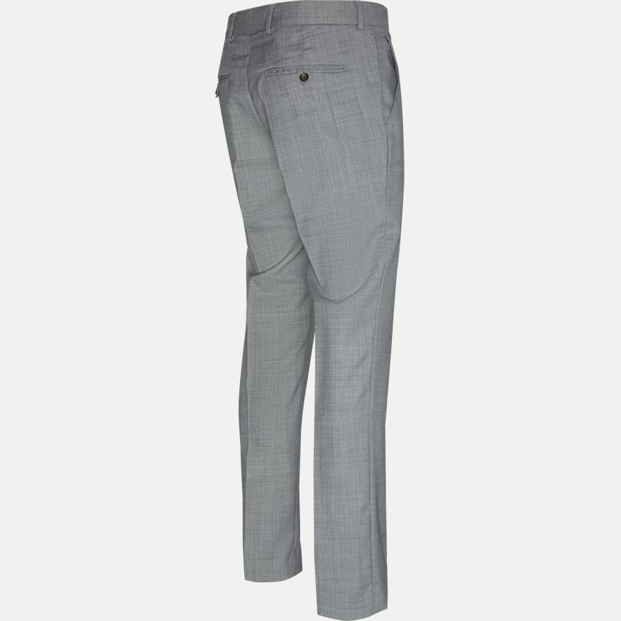 DUSTIN - Dustin Habit - Habitter - Regular - L.GREY MEL. - 14